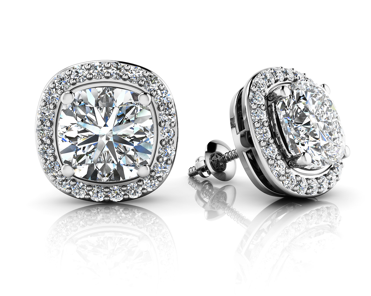 ct tw in ring eternity cut platinum cushion p shop diamond